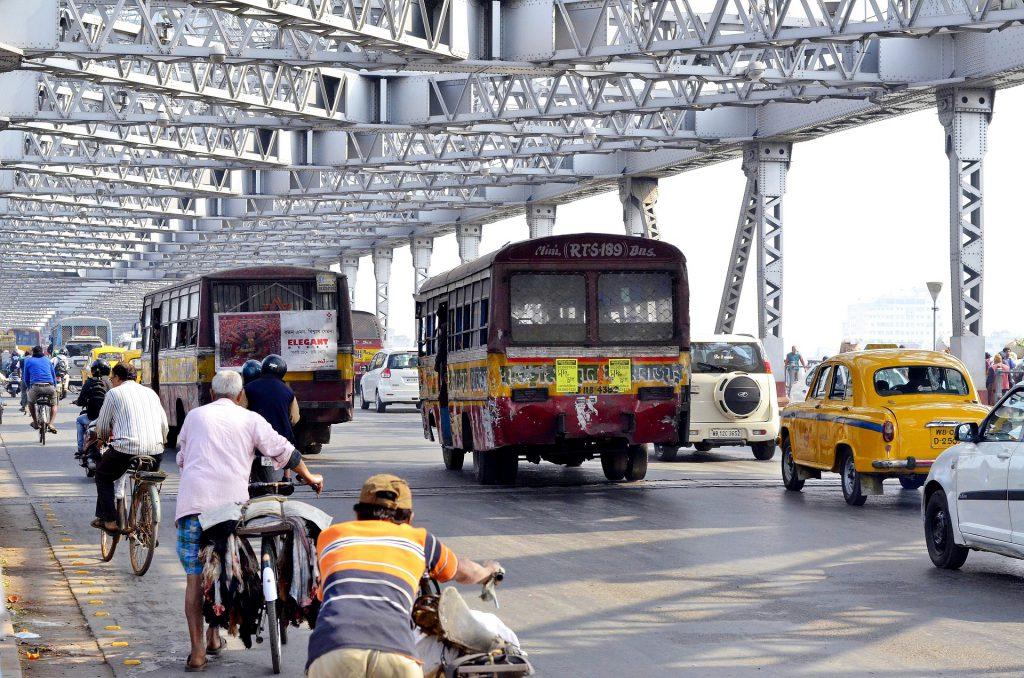 Maiores cidades - Calcutá