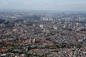10 maiores cidade de São Paulo