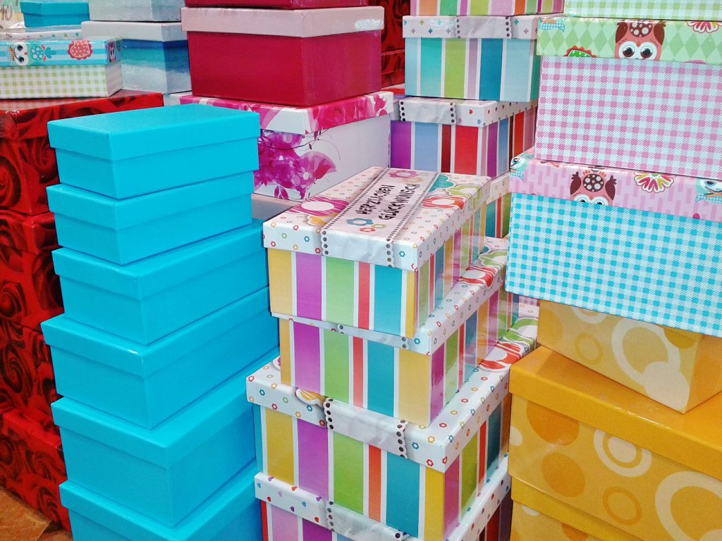 Caixas organizadoras baratas - comprar