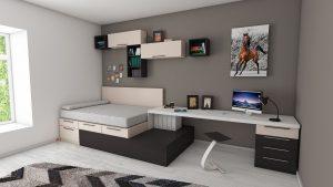 Como organizar o quarto