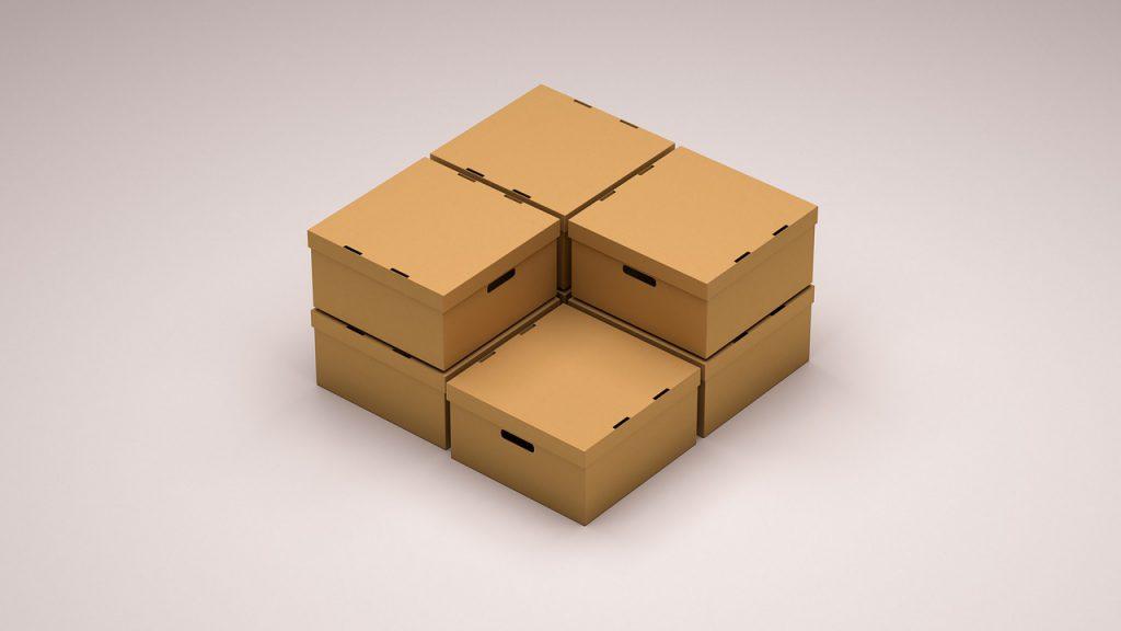 Caixa de papelão para Sedex e PAC_onde comprar