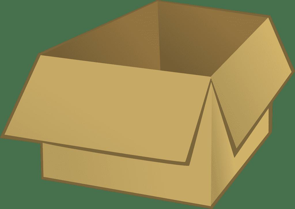 Caixas de papelão para mudança em Curitiba_preços