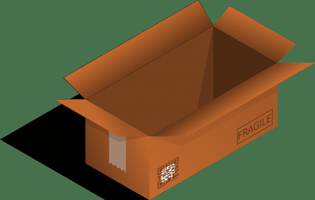 Caixas de papelão para mudança em SP_valores