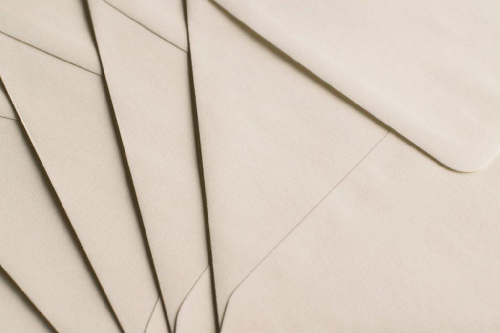 Carta de mudança de endereço residencial_envelope