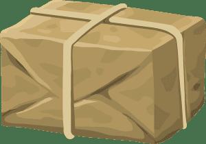 Como embalar caixa para correio
