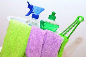 Como limpar apartamento novo