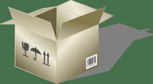 Caixas de papelão para mudança na Zona Leste de SP