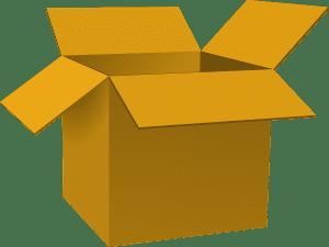 Caixas de papelão para mudança na Zona Oeste de SP