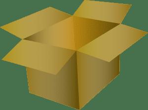 Caixas de papelão para mudança na Zona Sul de SP