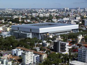 Lugares em Curitiba para morar sem ter um carro