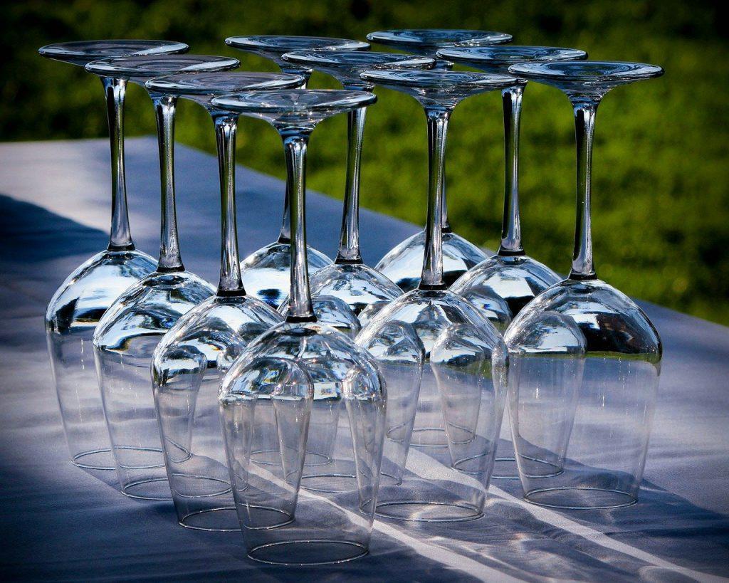 como transportar vidros