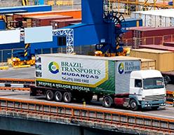 Brazil Transports Guarda Móveis