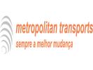 Metropolitan Mudanças